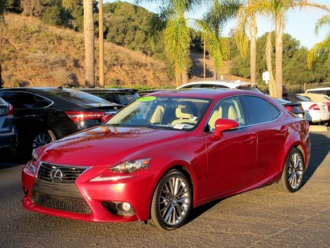 Pre-Owned 2014 Lexus IS 250 250 RWD 4dr Car