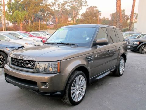 Pre-Owned 2010 Land Rover Range Rover Sport HSE LUX With Navigation & 4WD