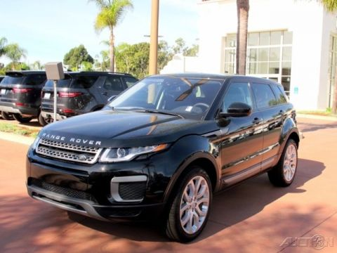New 2017 Land Rover Range Rover Evoque  With Navigation & 4WD