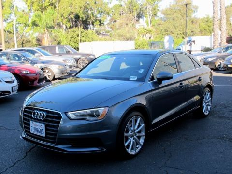 Pre-Owned 2015 Audi A3 1.8T Premium FWD 4dr Car