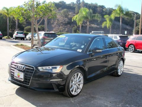 Pre-Owned 2015 Audi A3 2.0T Premium Plus AWD