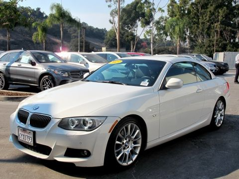 Pre-Owned 2013 BMW 3 Series 328i RWD Convertible