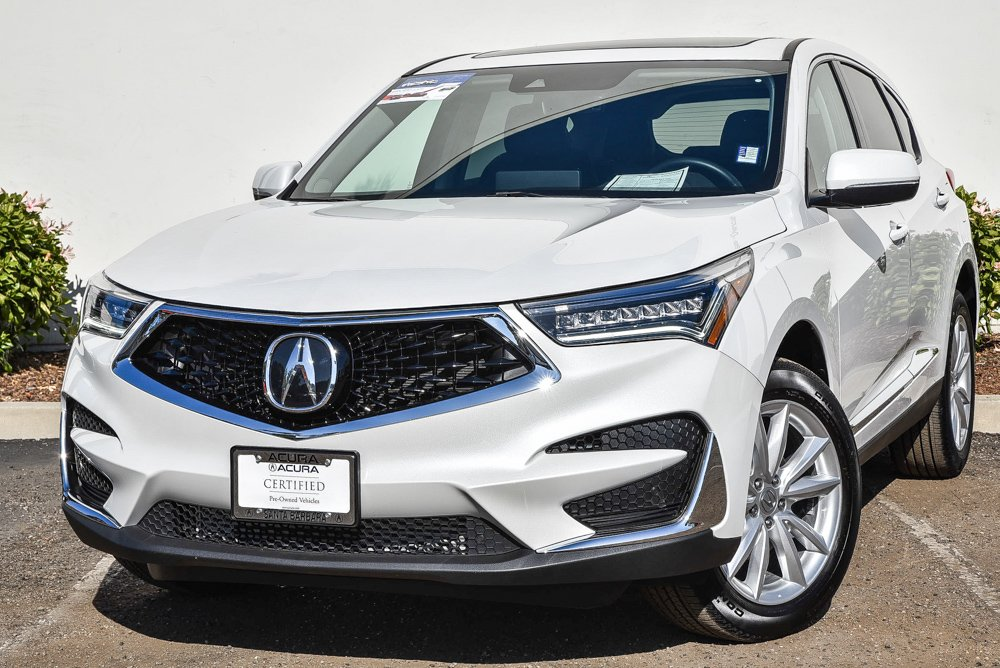 Certified Pre-Owned 2020 Acura RDX Base