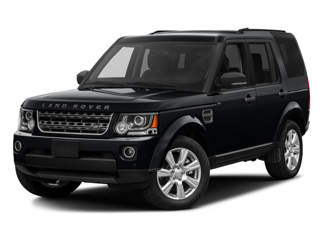 Certified Pre-Owned 2016 Land Rover LR4 LANDMARK