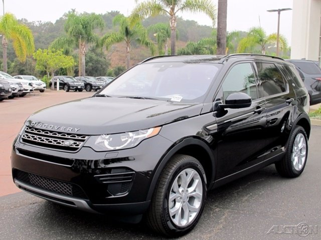 new 2017 land rover discovery sport se sport utility in santa barbara r3655 land rover santa. Black Bedroom Furniture Sets. Home Design Ideas