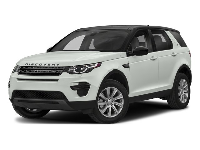 New 2018 Land Rover Discovery Sport SE Sport Utility in Santa