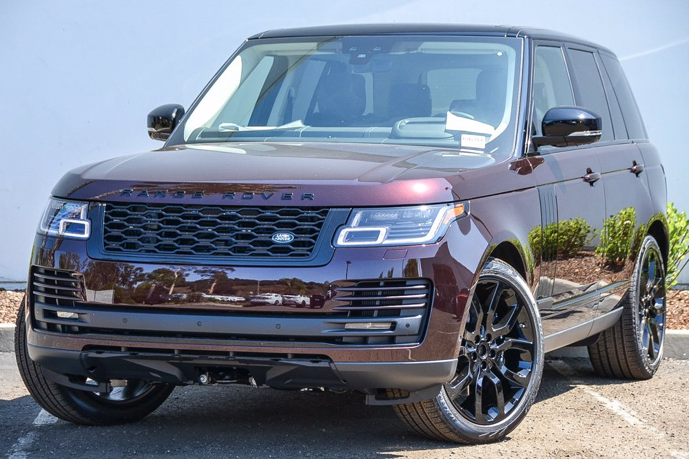 Land Rover Range Rover >> New 2020 Land Rover Range Rover P525 Hse 4wd