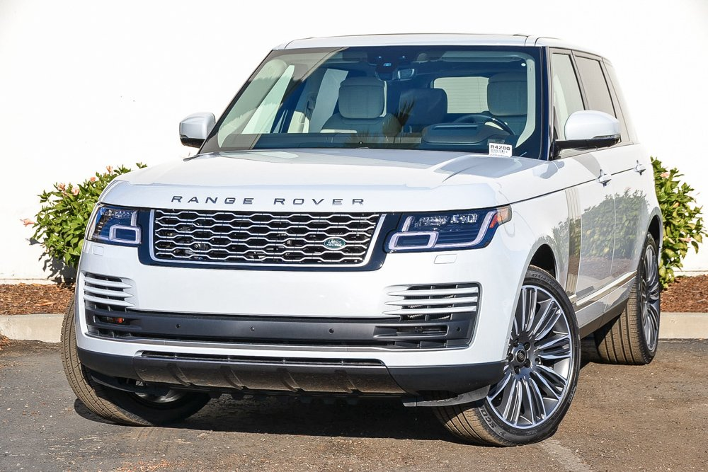 New 2020 Land Rover Range Rover P525HSE