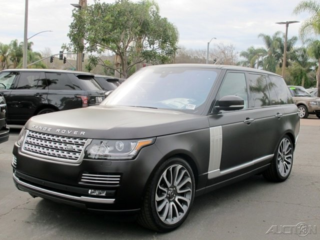 new 2017 land rover range rover autobiography sport utility in santa barbara r3807 land rover. Black Bedroom Furniture Sets. Home Design Ideas