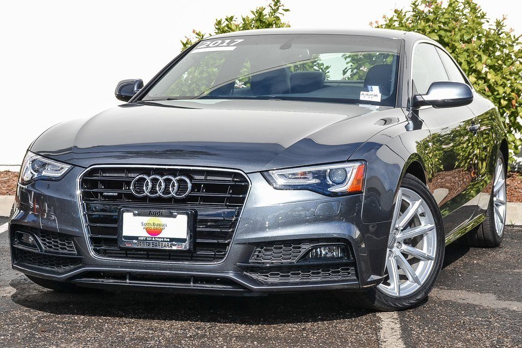 Certified Pre-Owned 2017 Audi A5 Coupe Sport