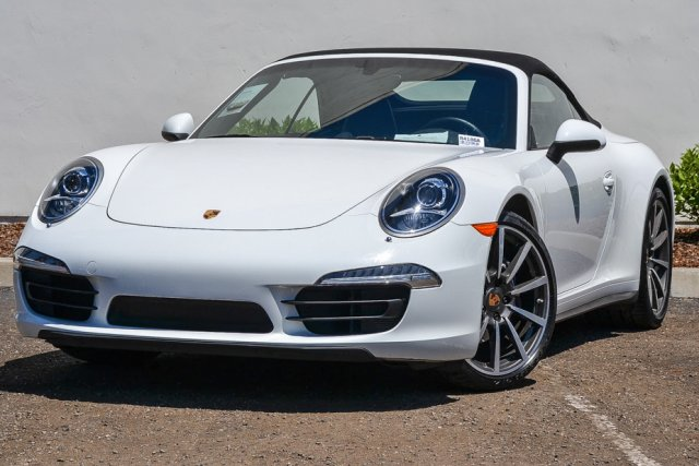 Certified Pre-Owned 2015 Porsche 911 Carrera 4