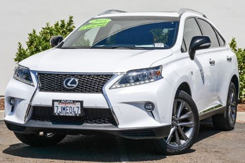 Pre-Owned 2015 Lexus RX 350 350 Crafted Line