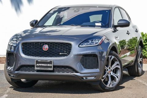 Certified Pre-Owned 2019 Jaguar E-PACE R-Dynamic S