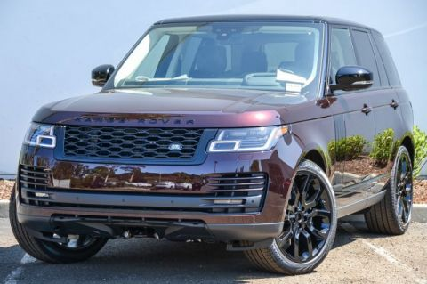 New Range Rover For Sale | Land Rover Santa Barbara