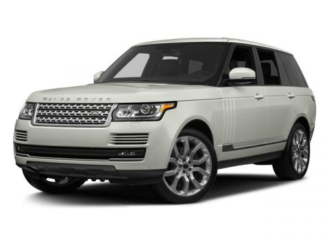 Certified Pre-Owned 2016 Land Rover Range Rover Autobiography