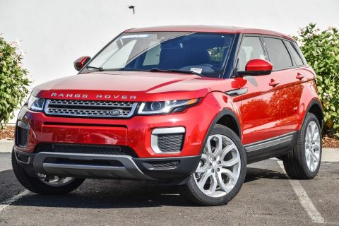 New 2017 Land Rover Range Rover Evoque SE