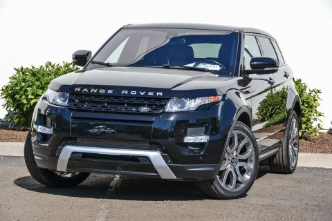 Pre-Owned 2013 Land Rover Range Rover Evoque Dynamic Premium