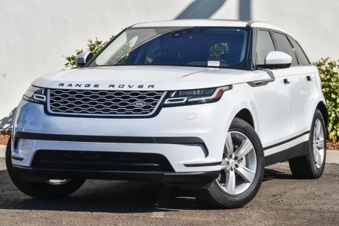 Certified Pre-Owned 2018 Land Rover Range Rover Velar S