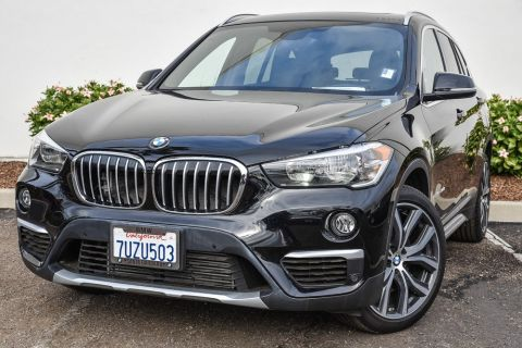 Pre-Owned 2017 BMW X1 sDrive28i