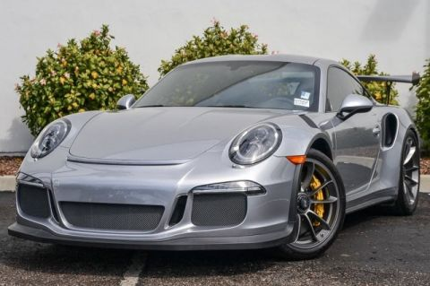 Pre-Owned 2016 Porsche 911 GT3 RS RWD 2dr Car